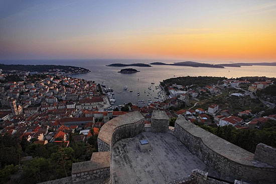 Town Of Hvar, Croatia